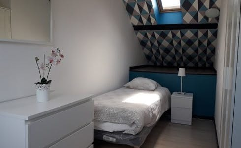 Apartment for rent from 01 Jun 2018 (Rue de Turenne, Lille)