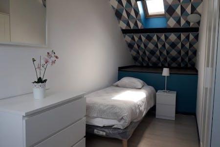 Apartamento de alquiler desde 30 mar. 2020 (Rue de Turenne, Lille)
