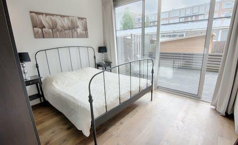 Appartamento in affitto a partire dal 26 nov 2017 fino al 07 ago 2022 (Walenburgerweg, Rotterdam)