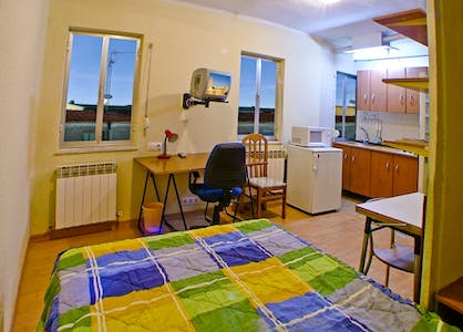 Apartment for rent from 01 Feb 2019 (Calle Quinta, Salamanca)