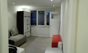 Estudio  de alquiler desde 01 abr. 2018 (Rue Saint-Georges, Ixelles)