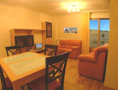 Appartement te huur vanaf 01 jul. 2020 (Calle Nueva de San Bernardo, Salamanca)