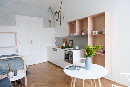 Apartment for rent from 02 Jan 2019 (Volkert-platz, Vienna)