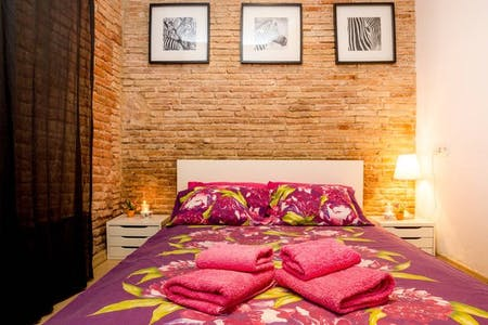 Apartment for rent from 21 Dec 2018 (Carrer de Grau i Torras, Barcelona)