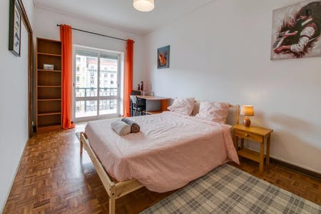 Apartment for rent from 25 Jun 2018 (Avenida da República, Lisbon)