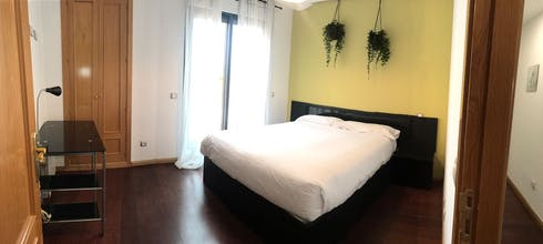 Private room for rent from 21 Jan 2019 (Avenida del Planetario, Madrid)