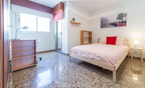 Habitación de alquiler desde 26 dic. 2017  (Carrer de la Ciutat de Mula, Valencia)