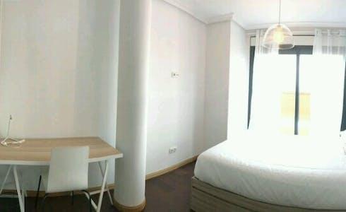 合租房间租从01 1月 2018 直到30 6月 2020 (Avenida del Planetario, Madrid)