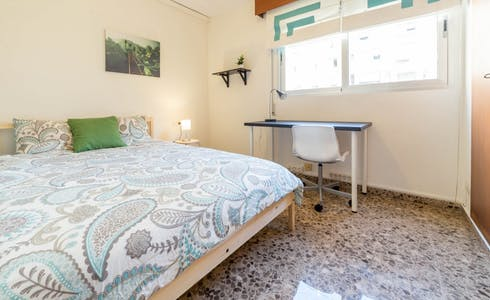 Habitación de alquiler desde 05 mar. 2018  (Carrer de la Ciutat de Mula, Valencia)
