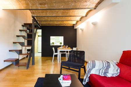 Apartment for rent from 31 Mar 2019 (Carrer de l'Or, Barcelona)