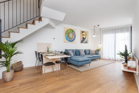 Apartment for rent from 24 Oct 2019 (Carrer de Vallseca, Barcelona)