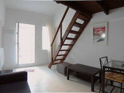 Wohnung zur Miete ab 01 Juli 2020 (Calle del Capitán Blanco Argibay, Madrid)