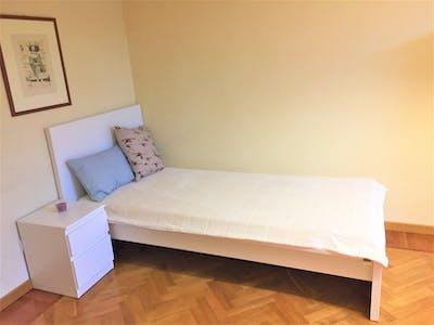 Quarto privado para alugar desde 01 abr 2019 (Via Castelfidardo, Florence)