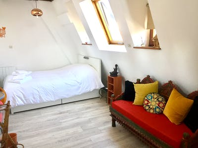 Apartment for rent from 24 Aug 2019 (Quai de la Bruche, Strasbourg)