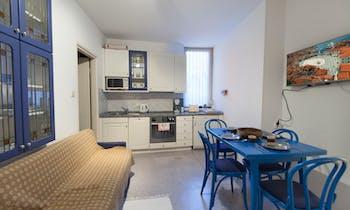 Appartement te huur vanaf 01 okt. 2018 (Židovska steza, Ljubljana)