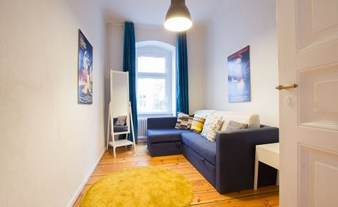Room for rent from 30 Nov 2017  (Bastianstraße, Berlin)
