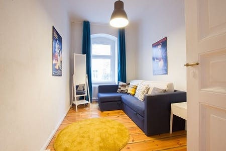 Private room for rent from 02 Mar 2020 (Bastianstraße, Berlin)