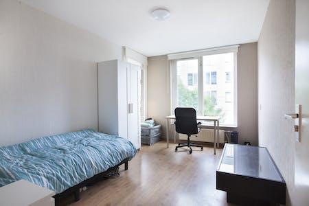 单人间租从01 9月 2019 (Dries van der Vlerkstraat, Rotterdam)