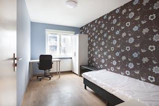 Chambre privée à partir du 01 sept. 2019 (Dries van der Vlerkstraat, Rotterdam)
