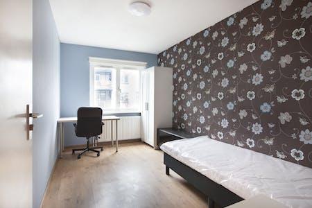 Habitación privada de alquiler desde 22 feb. 2020 (Dries van der Vlerkstraat, Rotterdam)
