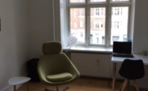 Chambre à partir du 01 janv. 2018 jusqu'au 15 août 2018 (Toftegårds Allé, Copenhagen)