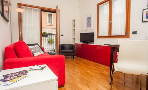 Apartment for rent from 10 Dec 2017  (Via Garofalo, Milano)