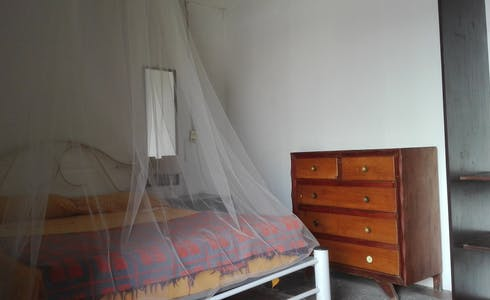 Room for rent from 09 Dec 2017  (Calle San Felipe, Guadalajara)