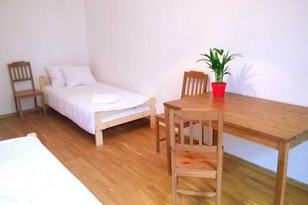 Habitación compartida de alquiler desde 01 Jul 2020 (Stabu iela, Riga)
