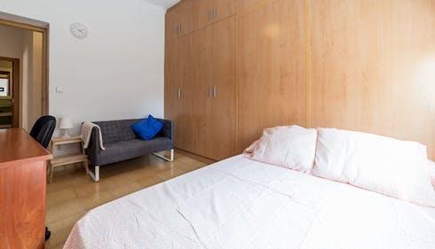 Zimmer zur Miete von 24 März 2018 (Carrer d'Eduard Boscà, Valencia)