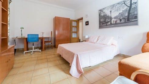 Habitación de alquiler desde 01 Feb 2018  (Carrer d'Eduard Boscà, Valencia)