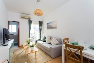 Apartamento de alquiler desde 01 ago. 2019 (Carrer de Salvà, Barcelona)