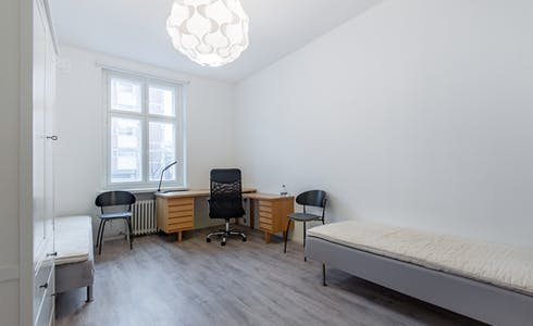 Room for rent from 01 Jul 2018 (Hämeentie, Helsinki)