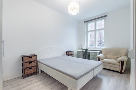 Room for rent from 01 Nov 2019 (Hämeentie, Helsinki)