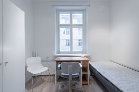 Room for rent from 06 Aug 2018 (Hämeentie, Helsinki)