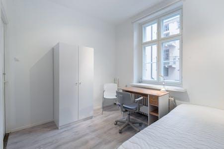 合租房间租从31 10月 2018 (Hämeentie, Helsinki)