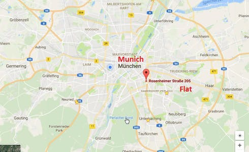 Wohnung Zu Vermieten In München Rosenheimer Straße