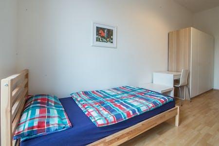 共用的房间租从29 Feb 2020 (Hermannstraße, Berlin)
