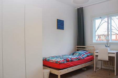 Room for rent from 31 Jan 2019 (Ringbahnstraße, Berlin)