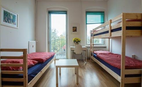 Chambre à partir du 30 sept. 2018 (Hermannstraße, Berlin)