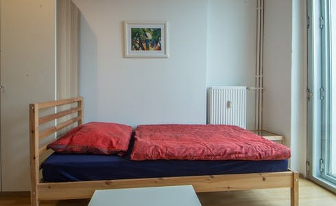 Room for rent from 24 May 2018 (Hermannstraße, Berlin)