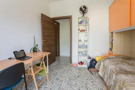 Room for rent from 01 Jul 2019 (Via Achille Feraboli, Milano)