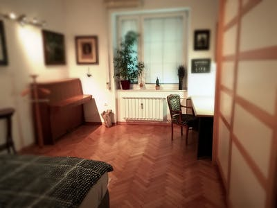 Private room for rent from 08 Apr 2020 (Pražakova ulica, Ljubljana)
