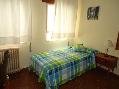 Habitación de alquiler desde 01 sep. 2018 (Calle Doctor Barraquer, Córdoba)