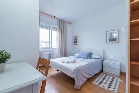 整套公寓租从31 7月 2019 (Avenida de Brasil, Madrid)