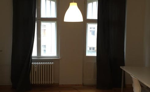 Room for rent from 20 Feb 2018 (Joachim-Friedrich-Straße, Berlin)