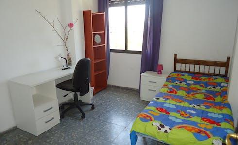 Zimmer zur Miete von 01 Sep. 2018 (Paseo de la Victoria, Córdoba)
