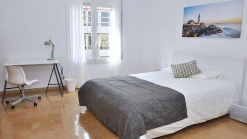 单人间租从31 8月 2020 (Travessera de Gràcia, Barcelona)