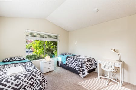 Shared room for rent from 17 Jan 2019 (Charmant Drive, San Diego)