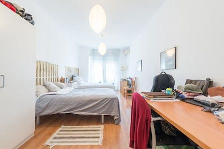 Apartment for rent from 30 Jun 2020 (Avenida de Brasil, Madrid)