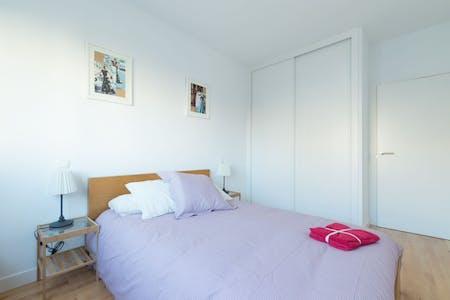 Apartment for rent from 01 Apr 2020 (Avenida de Brasil, Madrid)